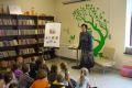 Dzieci lubią książki - spotkanie autorskie zRenatą Piątkowską