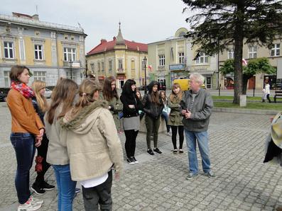 Spacer po ulicach Brzeska... z historią w tle
