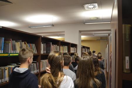 """""""Biblioteka dawniej idziś"""" - lekcja regionalna"""