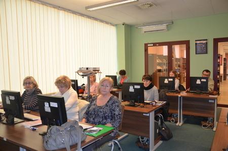 Zakończenie II edycji warsztatów komputerowych dla zaawansowanych