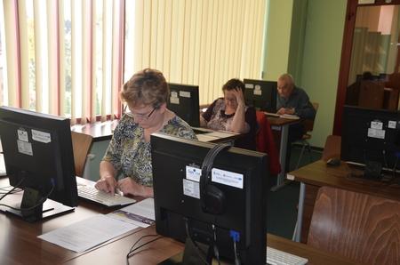 Zakończenie warsztatów komputerowych dla początkujących