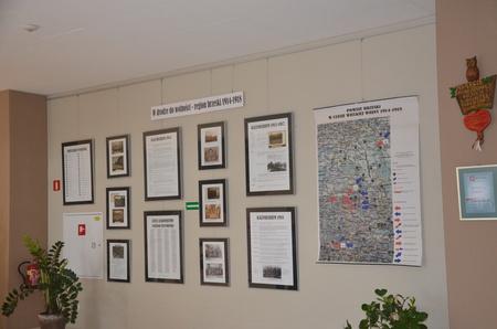 Wystawa w100-lecie odzyskania przez Polskę niepodległości