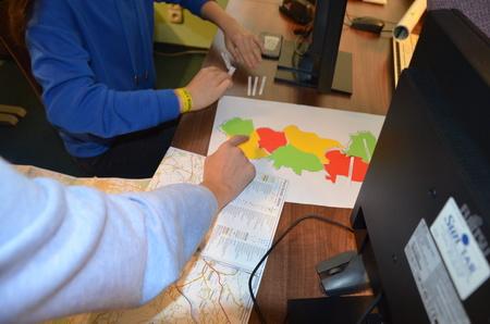 O administracji... można ciekawie! - lekcja o regionie brzeskim