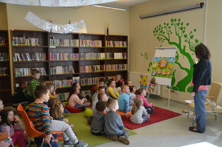Wielkanoc  w Oddziale dla Dzieci.