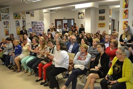 XVII Aukcja Prac uczestników Warsztatu Terapii Zajęciowej w Brzesku