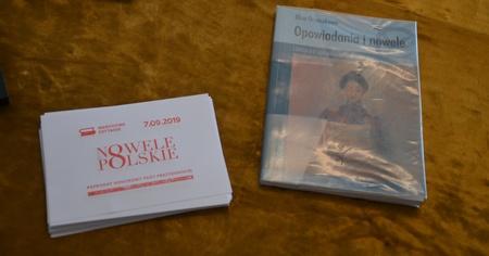 Narodowe Czytanie w PiMBP w Brzesku