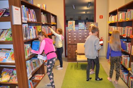 Brzeska Noc Bibliotek 2019
