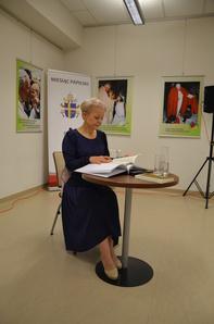 O Janie Pawle II w brzeskiej Bibliotece
