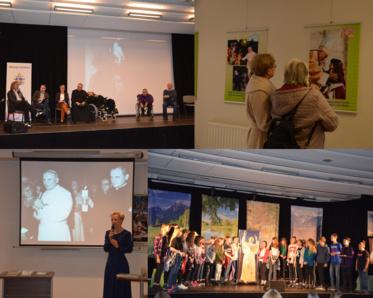 Miesiąc Papieski po raz ósmy w PiMBP w Brzesku
