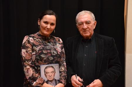 Niezapomniane spotkanie z Jerzym Trelą