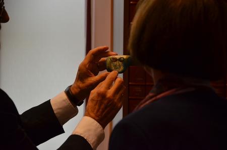 Mówią kamienie - wystawa prac Janusza Mytkowicza
