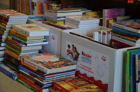 """Akcja Kinder """"Podziel się książką"""" zakończona!"""