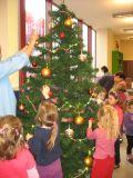 Świąteczne spotkanie w Oddziale dla Dzieci