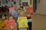 Basia najlepsza przyjaciółka przedszkolaka - spotkanie autorskie zZofią Stanecką