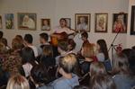 Na pięciolinii wiersza - koncert literacki