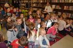 Świąteczne spotkanie wOddziale dla Dzieci