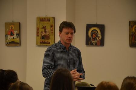 Warsztaty dziennikarskie z Krzysztofem Petkiem