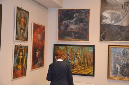 """""""INSPIRACJE"""" - wystawa malarstwa"""